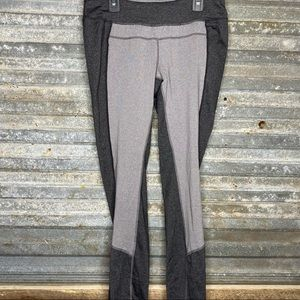 Prana athletic leggings gray